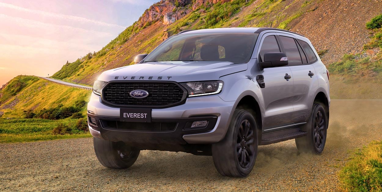 FORD EVEREST SPORT 2.0L 4x2 AT NEW